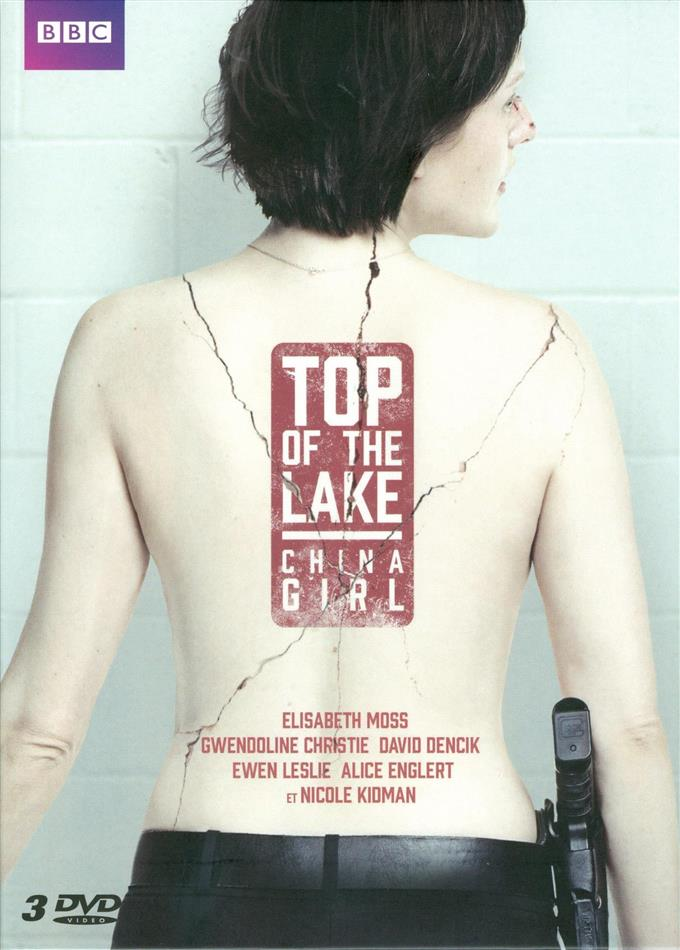 Top of the Lake - Saison 2 - China Girl (BBC, 3 DVDs)