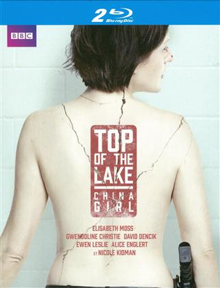 Top of the Lake - Saison 2 - China Girl (BBC, 2 Blu-rays)