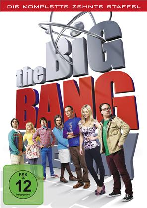 The Big Bang Theory - Staffel 10 (3 DVDs)