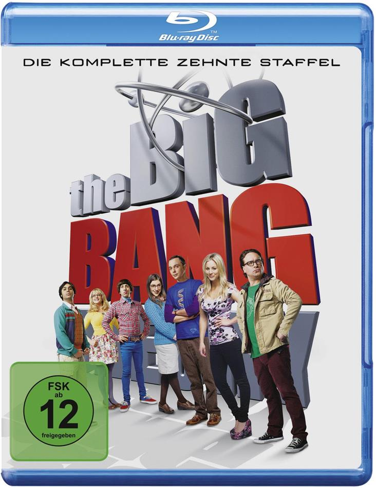The Big Bang Theory - Staffel 10 (2 Blu-rays)