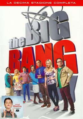 The Big Bang Theory - Stagione 10 (3 DVDs)