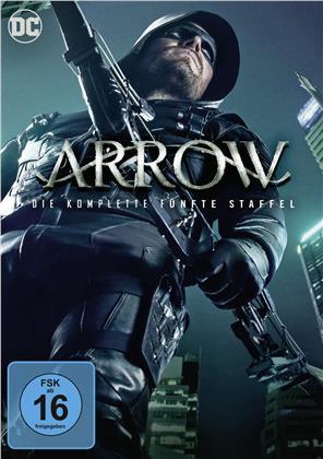 Arrow - Staffel 5 (5 DVDs)