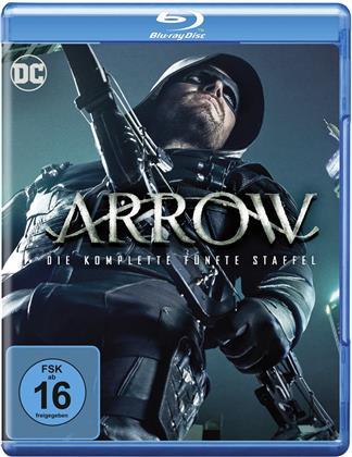 Arrow - Staffel 5 (4 Blu-rays)
