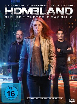 Homeland - Staffel 6 (4 DVDs)