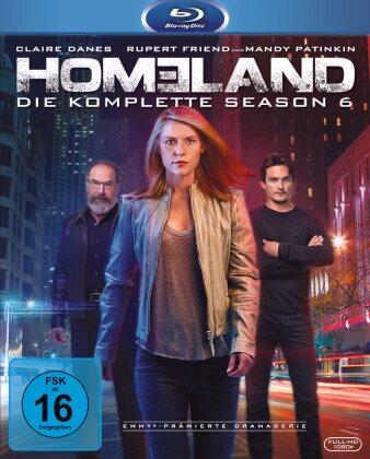Homeland - Staffel 6 (3 Blu-rays)