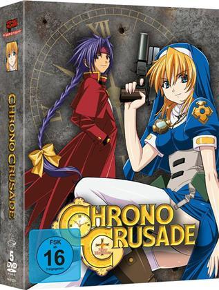 Chrono Crusade (Gesamtausgabe, Collector's Edition, Neuauflage, 5 DVDs)