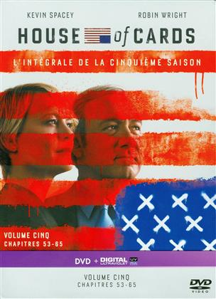 House of Cards - Saison 5 (4 DVDs)