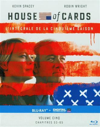 House of Cards - Saison 5 (4 Blu-rays)