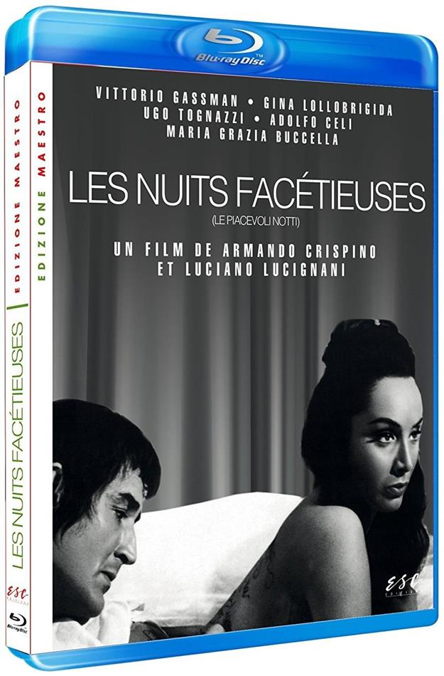 Les nuits facétieuses (1966) (Edizione Maestro, Restaurierte Fassung)