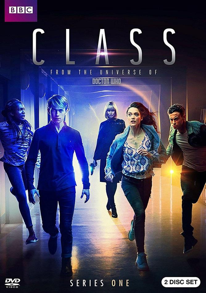 Class - Series 1 (BBC, 2 DVDs)