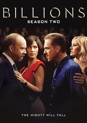 Billions - Season 2 (4 DVD)