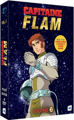 Capitaine Flam - Vol. 3 (3 DVDs)
