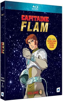 Capitaine Flam - Volume 3 (2 Blu-rays)
