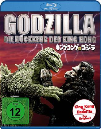 Godzilla - Die Rückkehr des King Kong (1962) (Remastered)