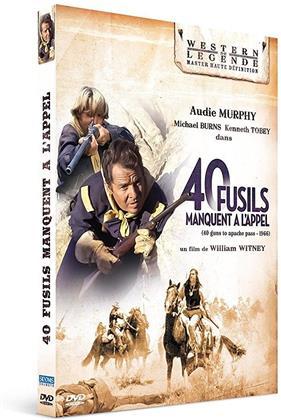 40 fusils manquent à l'appel (1966) (Western de Légende)