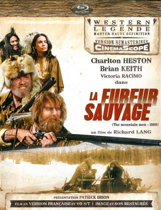 La fureur sauvage (1980) (Western de Légende, Remastered)