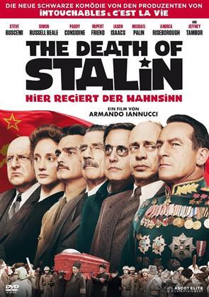 The Death of Stalin - Hier regiert der Wahnsinn (2017)