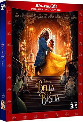 La Bella e la Bestia (2017) (Blu-ray 3D + Blu-ray)