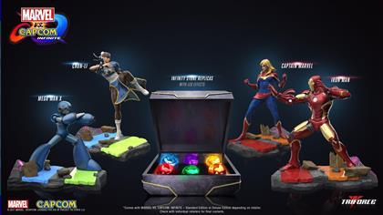 Marvel vs Capcom: Infinite (Édition Collector)