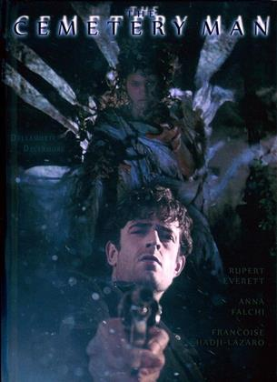The Cemetery Man (1994) (Cover A, Limited Edition, Mediabook, Blu-ray 3D (+2D) + DVD)