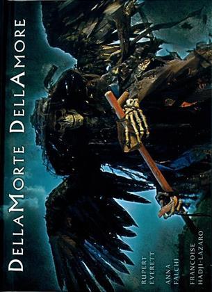 DellaMorte DellAmore (1994) (New Cover, Cover B, Edizione Limitata, Mediabook, Blu-ray 3D (+2D) + DVD)
