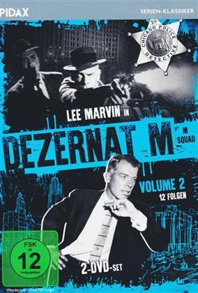 Dezernat M - Vol. 2 (Pidax Serien-Klassiker, s/w, 2 DVDs)