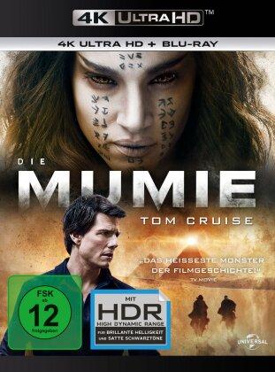 Die Mumie (2017) (4K Ultra HD + Blu-ray)