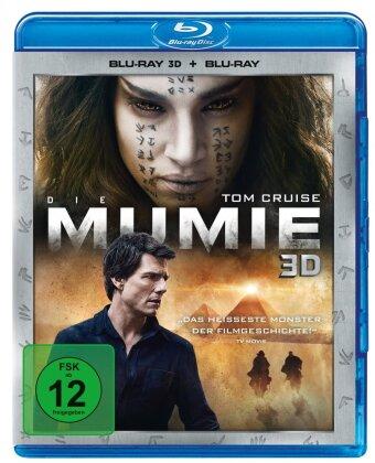 Die Mumie (2017) (Blu-ray 3D + Blu-ray)