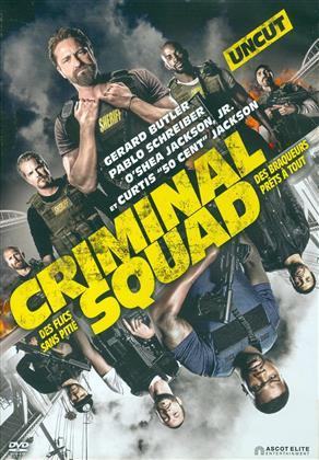 Criminal Squad (2018) (Uncut)