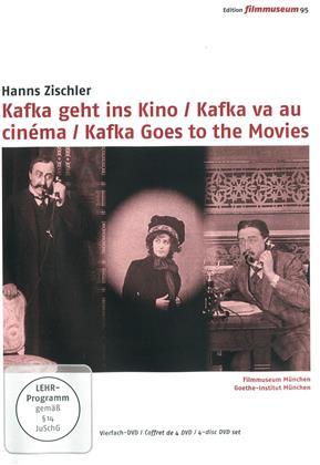 Kafka geht ins Kino (Edition Filmmuseum, 4 DVDs)