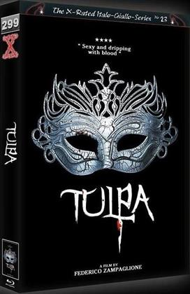 Tulpa (2012) (The X-Rated Italo-Giallo-Series, Grosse Hartbox, Limited Edition, Uncut, Blu-ray + CD)