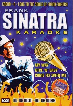 Karaoke - Frank Sinatra Karaoke