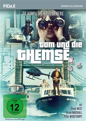 Tom und die Themse - Die komplette Serie (Pidax Serien-Klassiker)