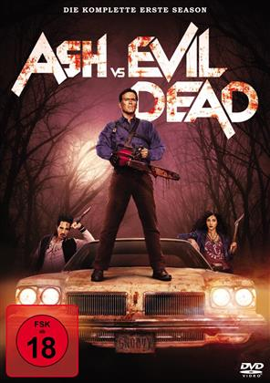 Ash vs Evil Dead - Staffel 1 (2 DVDs)