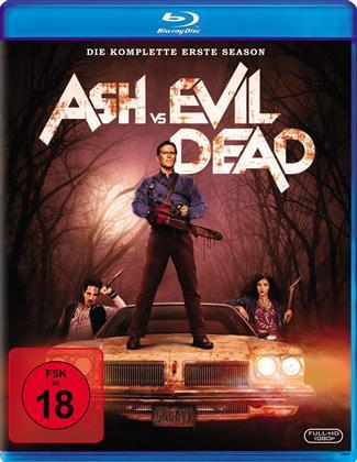 Ash vs Evil Dead - Staffel 1 (2 Blu-rays)