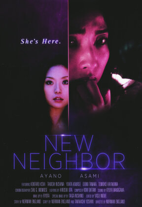 New Neighbor (2013) (Signature Edition, Edizione Limitata, Mediabook, Uncut)