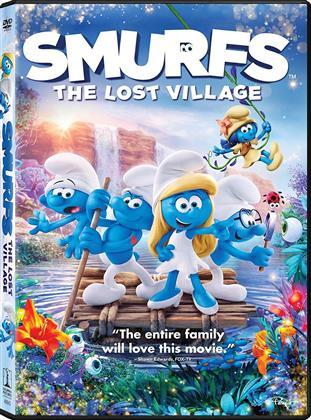 Smurfs - The Lost Village (2017)