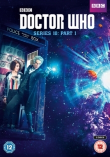 Doctor Who - Series 10 Part 1 (BBC, 2 DVD)