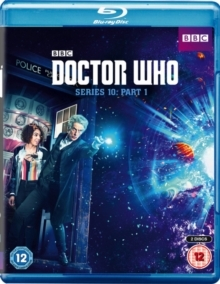 Doctor Who - Series 10 Part 1 (BBC, 2 Blu-ray)