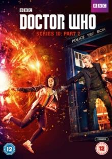 Doctor Who - Series 10 Part 2 (BBC, 2 DVDs)