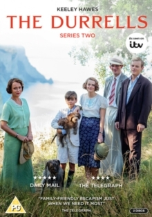 Durrells - Series 2 (2 DVD)