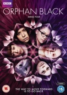 Orphan Black - Season 4 (BBC, 3 DVD)