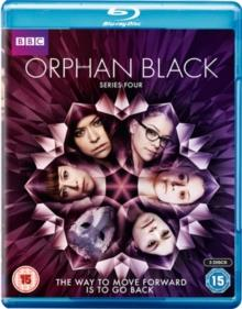 Orphan Black - Series 4 (BBC, 3 Blu-ray)