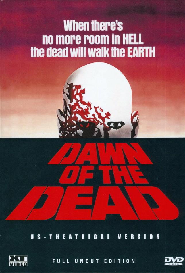 Dawn of the Dead - US-Theatrical Version (1978) (Kleine Hartbox, Uncut)