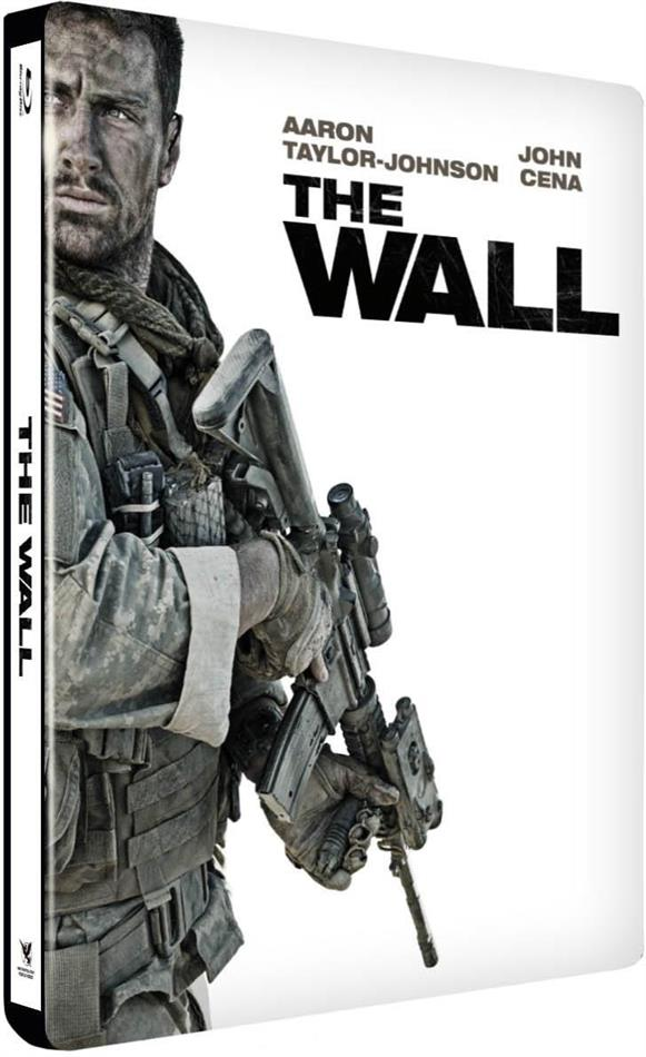 The Wall (2017) (Limited Edition, Steelbook)