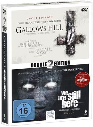 Gallows Hill / We Are Still Here (2 DVDs)