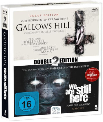 Gallows Hill / We Are Still Here (2 Blu-rays)