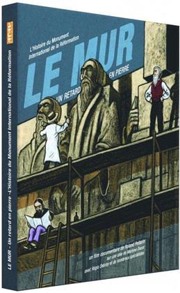 Le Mur (2015) (Blu-ray + DVD)