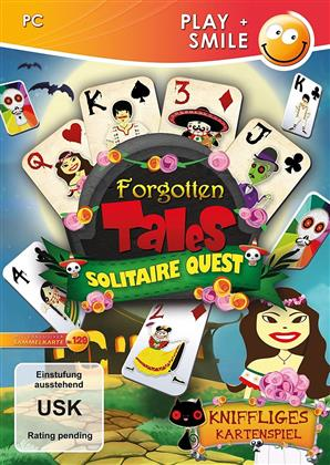 Forgotten Tales - Solitaire Quest