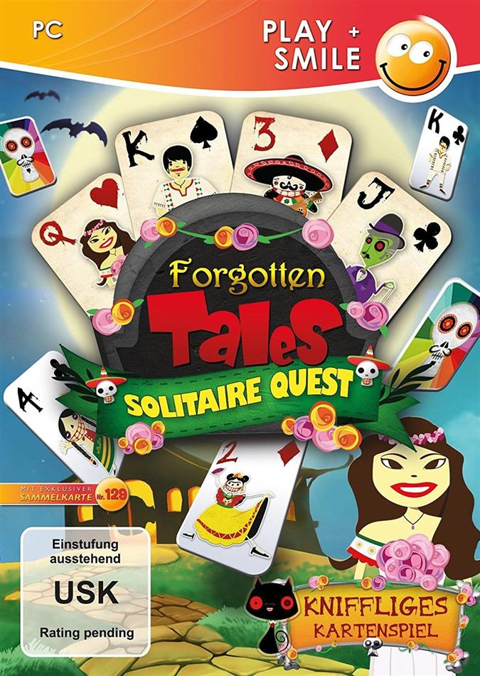 Forgotten Tales - Solitaire Quest